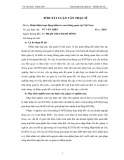 Tóm tắt luận văn Thạc sĩ: Hoàn thiện hoạt động kiểm tra sau thông quan tại Việt Nam