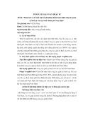 Tóm tắt luận văn Thạc sĩ: Phân tích và đề xuất một số giải pháp nhằm hoàn thiện công tác quản lý thuế tại Chi cục thuế thành phố Nam Định