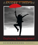 exploring management (2nd edition): part 1