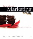 Ebook Principles of marketing (14th edition): Part 1