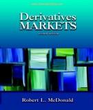 derivatives markets (2nd edition): part 1