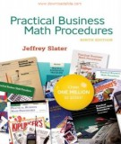 Ebook Practical business math procedures (9th edition): Part 1