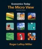 Ebook Economics today (16E): Part 2