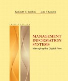 Ebook Management information systems (12th edition): Part 1