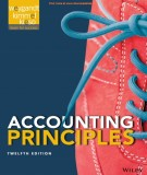 Ebook Accounting principles (12th edition): Part 1