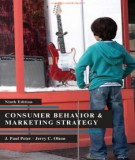 Ebook Consumer behavior & marketing strategy (9th edition): Part 1