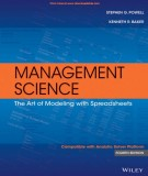Ebook Management science (4th edition): Part 2