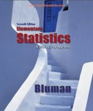 Ebook Elementary statistics - A step by step approach (7th edition): Part 1