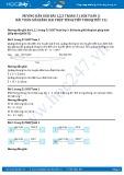 Giải bài Bài toán giải bằng hai phép tính (tiếp theo) SGK Toán 3