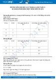Hướng dẫn giải bài 1,2,3 trang 61 SGK Toán 3