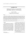 Thương mại Việt Nam và các nước RCEP: Tăng trưởng và thay đổi cơ cấu thương mại