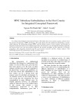 MNC subsidiary embeddedness in the host country: An integrated conceptual framework