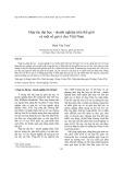 Hợp tác đại học - doanh nghiệp trên thế giới và một số gợi ý cho Việt Nam