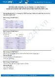 Hướng dẫn giải bài 1,2,3,4 trang 115 SGK Toán 3