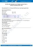 Hướng dẫn giải bài 2,3,4,5 trang 106 SGK Toán 3