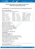 Hướng dẫn giải bài 1,2,3,4 trang 109 SGK Toán 3