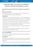 Giải bài tập Công dân với các quyền tự do cơ bản SGK GDCD 12