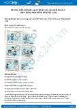 Giải bài Thực hành xem đồng hồ (tiết 120) SGK Toán 3