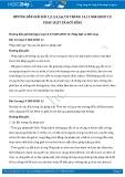 Giải bài tập Pháp luật và đời sống SGK GDCD 12