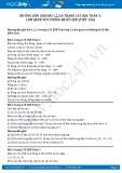 Giải bài Làm quen với thống kê số liệu SGK Toán 3