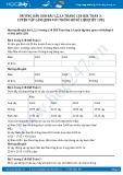 Hướng dẫn giải bài 1,2,3,4 trang 138 SGK Toán 3
