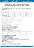 Hướng dẫn giải bài 1 trang 136 SGK Toán 3