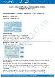 Hướng dẫn giải bài 1,2,3,4 trang 132 SGK Toán 3