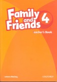 Family and friends 4 – Teacher's Book