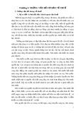 Bài giảng Chương I: Những vấn đề cơ bản về thuế