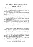 Định hướng ôn thi môn Ngữ Văn vào lớp 10 - Phần 3: Phần tập làm văn