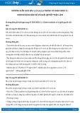 Giải bài tập Chính sách dân số và giải quyết việc làm SGK GDCD 11