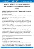 Giải bài tập Chính sách giáo dục và đào tạo khoa học và công nghệ văn hóa SGK GDCD 11