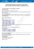 Hướng dẫn giải bài 1,2,3 trang 157 SGK Toán 3