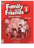 Family and friends workbook special edition 3