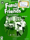 Family and friends workbook special edition 4