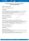 Hướng dẫn giải bài 1,2,3 trang 5 SGK Lịch sử 6