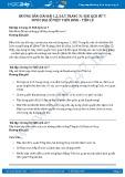 Hướng dẫn giải bài 1,2,3,4,5 trang 31 SGK Lịch sử 7