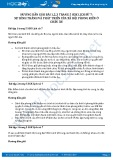 Giải bài Sự hình thành và phát triển của xã hội phong kiến ở châu Âu SGK Lịch sử 7