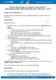Giải bài Cuộc kháng chiến chống quân xâm lược Tống (1075-1077) SGK Lịch sử 7