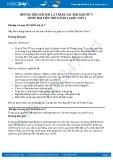 Giải bài Nước Đại Việt thời Lê Sơ (1428-1527) SGK Lịch sử 7