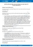 Giải bài Ôn tập chương IV SGK Lịch sử 7