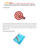 5 mẹo học tiếng Anh giao tiếp vô cùng đơn giản và hiệu quả