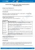 Giải bài Công xã Pa-ri SGK Lịch sử 8