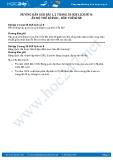 Hướng dẫn giải bài 1,2 trang 58 SGK Lịch sử 8