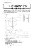 Các chuyên đề Vật lý 12