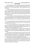 Báo cáo: Xây dựng chương trình quản lý thư viện trường đại học Sao Đỏ