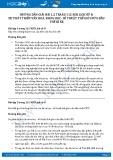 Giải bài Sự phát triển văn hoá, khoa học - kĩ thuật thế giới nửa đầu thế kỉ XX SGK Lịch sử 8
