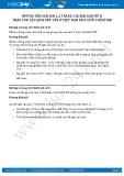 Hướng dẫn giải bài 1,2 trang 136 SGK Lịch sử 8