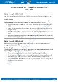 Hướng dẫn giải bài 1,2 trang 40 SGK Lịch sử 9