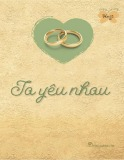 Ebook Ta yêu nhau: Phần 1